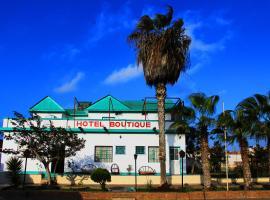 La Casa de Algodon, accessible hotel in Huacho