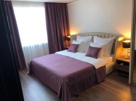 Privāta brīvdienu naktsmītne MARBEO 5 star luxury suites - Elkonu Liepājā