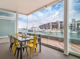 QV Waterfront Apartment Viaduct Area - 503, hotel in Auckland
