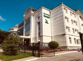 Гостиница Ерофей, отель в Хабаровске