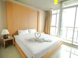 Bansabai Sabaidee Service Apartment โรงแรมในกรุงเทพมหานคร