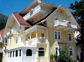 Hotel Garni Hubertus, hotel a Fulpmes