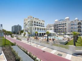Hotel Corallo, hotel a Riccione