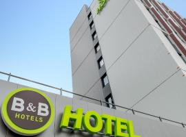 B&B Hôtel Bordeaux Centre Gare Saint-Jean, Hotel in Bordeaux