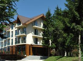 AuRoom Bakuriani Resort, отель в Бакуриани