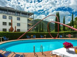 Albornoz Palace Hotel, hotel in Spoleto