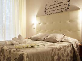 Hotel Sandra, hotel a Rimini, Rivazzurra