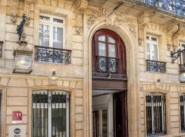 Best Western Grand Hotel Francais، فندق في بوردو