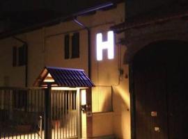 La Boheme Hotel e B&B, hotel a Torino