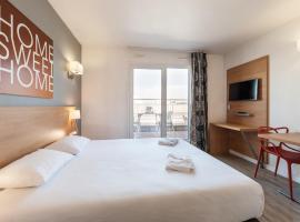 Residhotel Le Grand Prado, apartamento em Marselha