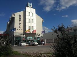 Hotel Ciudad de Fuenlabrada, hotel in Fuenlabrada
