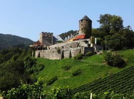Burg Deutschlandsberg, отель в городе Дойчландсберг