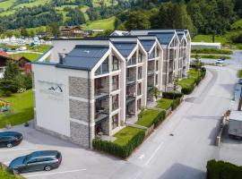 Bergparadies, hotel in Dorfgastein