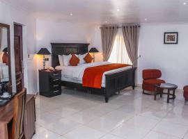 The View, отель в Лагосе