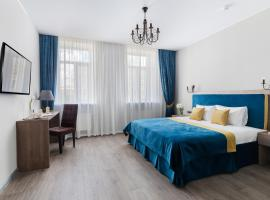 VOX Hotel, hotel near Beloselsky-Belozersky Palace, Saint Petersburg