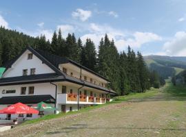 Apartmany Biela Put - Veverica, hotel v blízkosti zaujímavosti Biela Púť - Jasná (Demänovská Dolina)