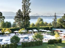 La Réserve Genève Hotel & Spa, hótel í Genf