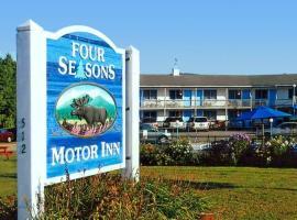 Four Seasons Motor Inn, motel in Twin Mountain