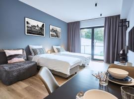 Apartamenty Sopot19, apartment in Sopot
