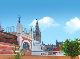 La Bella Sevilla, hotel v mestu Sevilla
