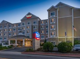 Fairfield Inn and Suites by Marriott New Bedford, hotel near Rotch-Jones-Duff House and Garden Museum, New Bedford