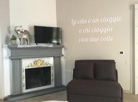 Nonna Laura, logement avec cuisine à Pompéi