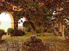 Antica Dimora Del Gruccione, hotel in Santu Lussurgiu