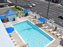 Coastal Inn - Ocean City, hotel in Ocean City