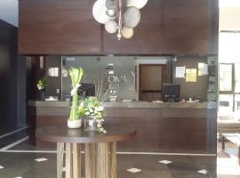 Gran Hotel Toloma, отель в городе Кочабамба