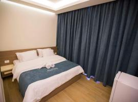 AlmaVerdi Hotel, מלון ליד הפארק הלאומי אכזיב, 'Almā ash Sha'b