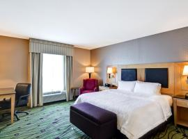Hampton Inn & Suites Crabtree, boutique hotel in Raleigh