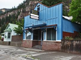 Lotus Mountain Suites - The Gallery Condo, apartment in Ouray