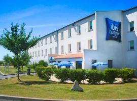 ibis budget Niort - La Crèche, hôtel à La Crèche
