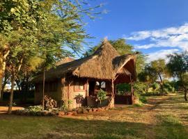 Amboseli Eco Camp, lodge in Amboseli