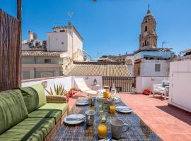 Solaga - Siglo, hotel conveniente a Málaga