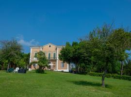 Tenuta Villa Colle Sereno, hotell nära Ancona Falconara flygplats - AOI,