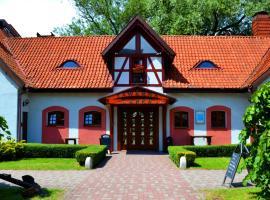 Tawerna Kaper, Pension in Iława