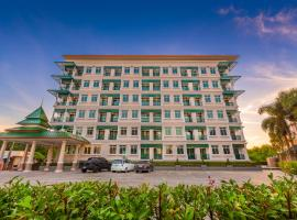 Evergreen Suite Hotel, hôtel à Surat Thani