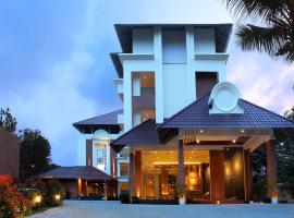 Woodnote Thekkady, hotel in Thekkady
