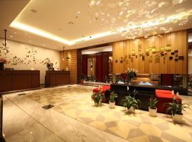 Metropolo Jinjiang Hotels Shanghai Hongqiao National Exhibition Center, hotel near Shanghai Hongqiao International Airport - SHA, Shanghai