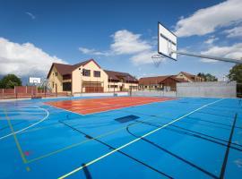 Sport relax hotel Na kopečku, hotel in Křinec