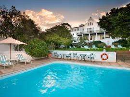 The Cellars-Hohenort, hotel na Cidade do Cabo
