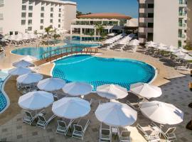 Vangelis Hotel & Suites, отель в Протарасе