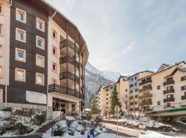 Résidence Pierre & Vacances La Rivière, hôtel à Chamonix-Mont-Blanc