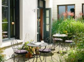 Das kleine Grindel, hotel ad Amburgo