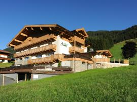 Hotel Birkenhof, khách sạn ở Saalbach Hinterglemm