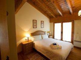La Cabana dels esquirols, hotel in Alp