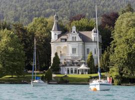Dermuth Hotels – Parkvilla Wörth, hotel in Pörtschach am Wörthersee