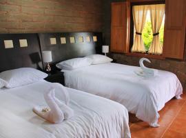 HOTEL Y CABAÑAS MOUNTAIN LODGE, hotel en Zacatlán