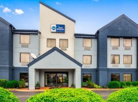 Best Western Commerce Inn, hotel in Commerce